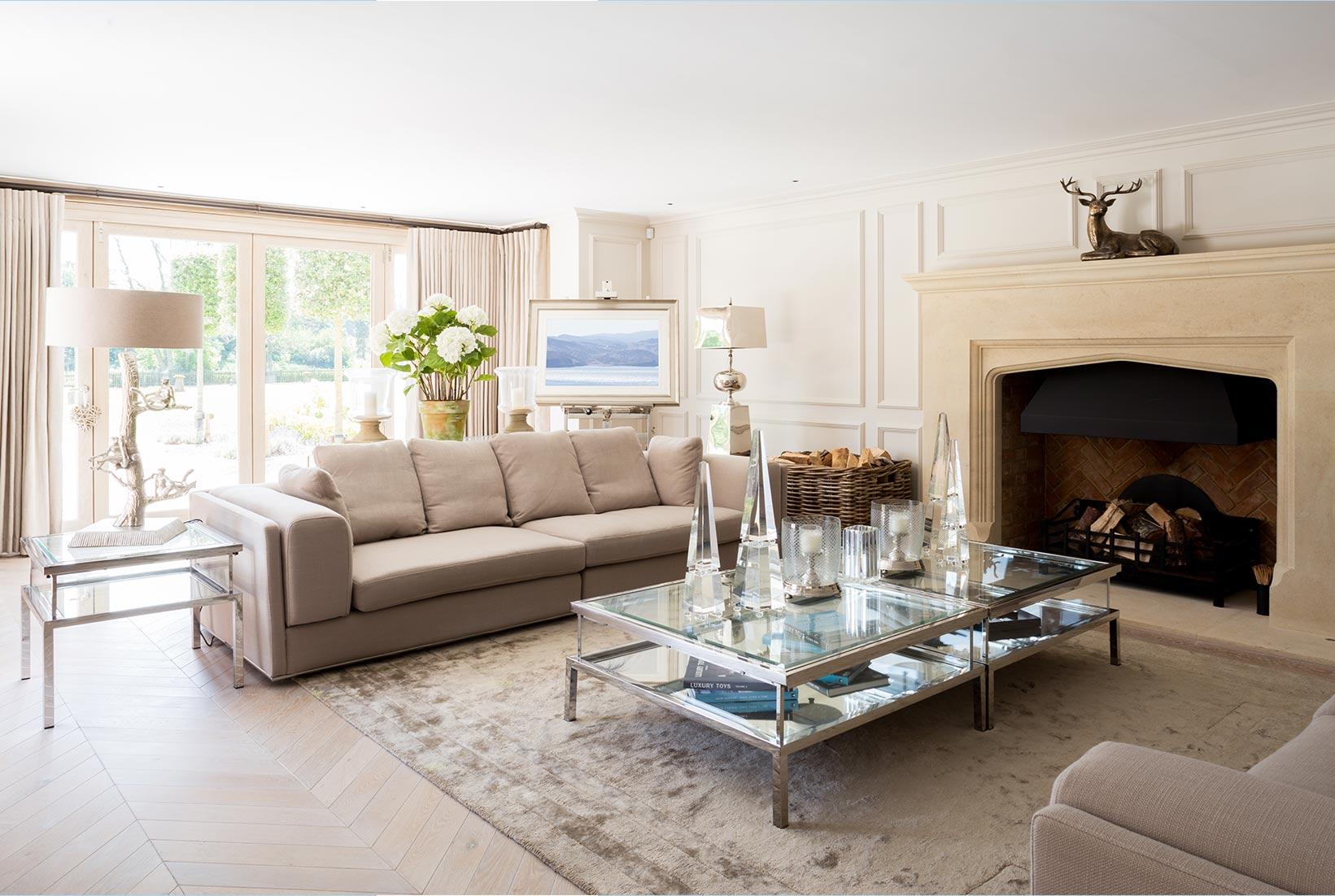 Living room residential