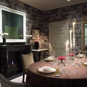 John Evans | Dining Room Design | residential Design