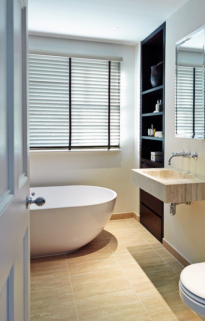 Regency Townhouse Bathroom