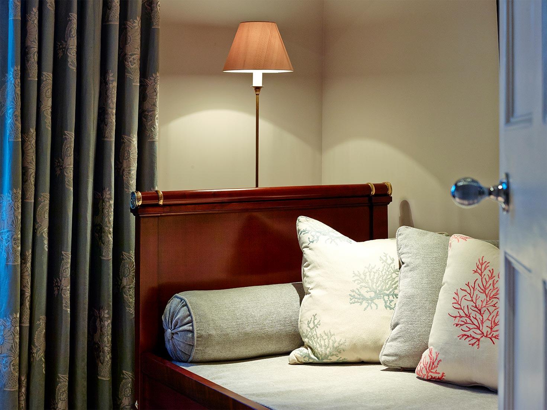 Regency Townhouse Guest bedroom