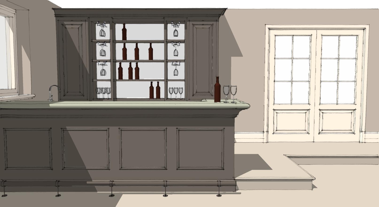 Bar design option