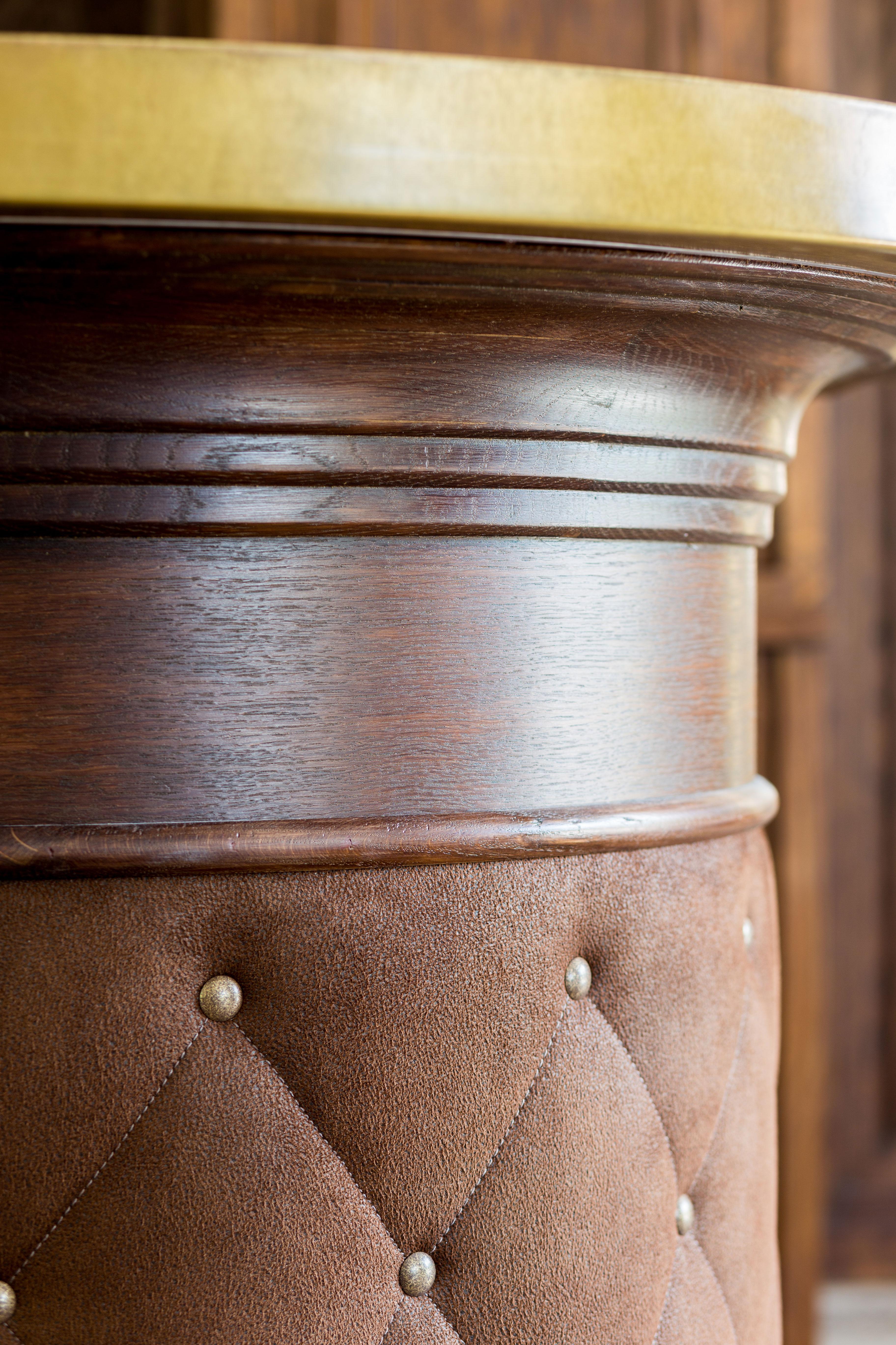 Bespoke bar detail