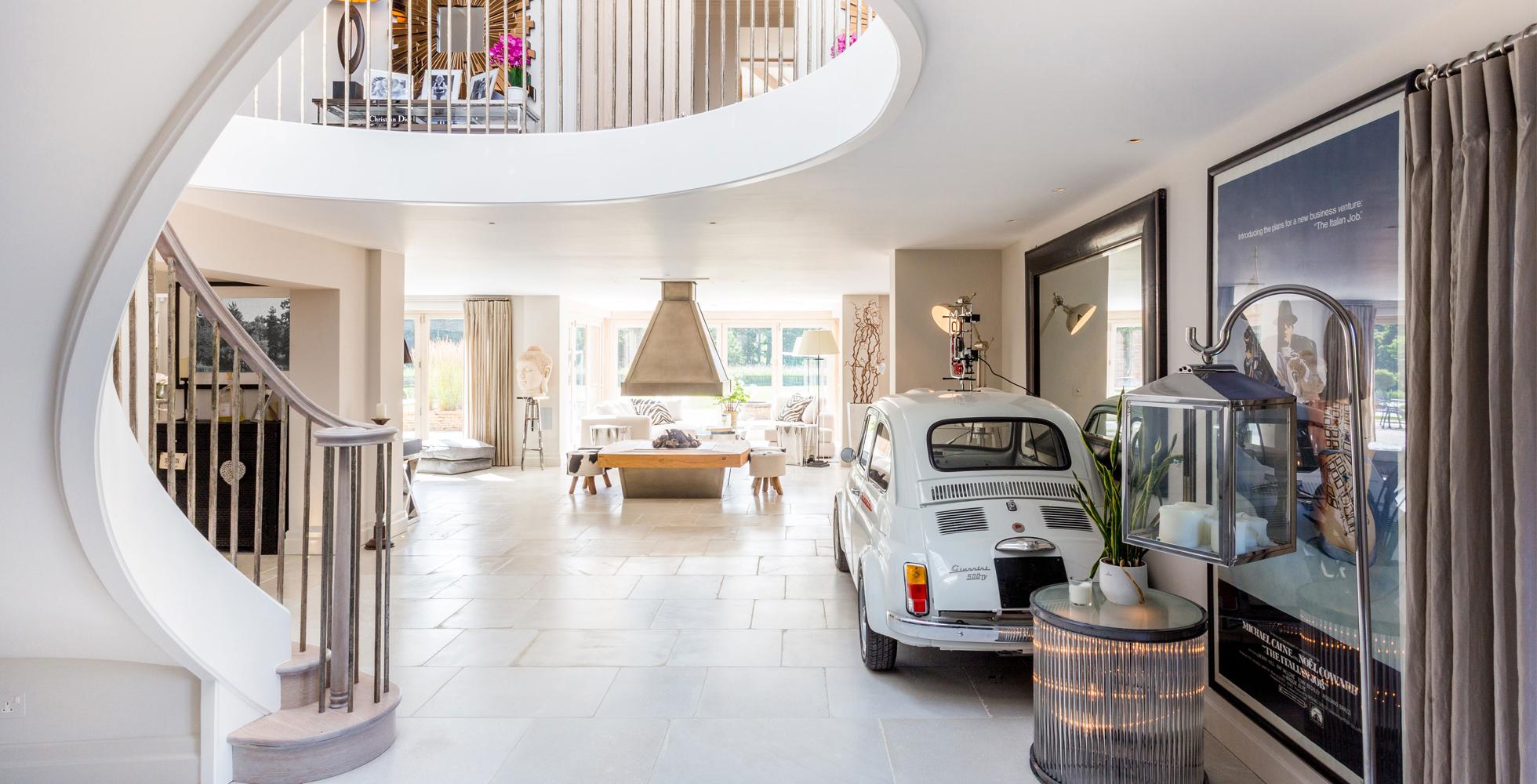 Hallway | John Evans | Residential