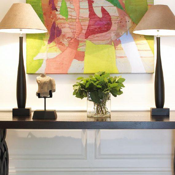 Blog Cover - Dark wood interior trends