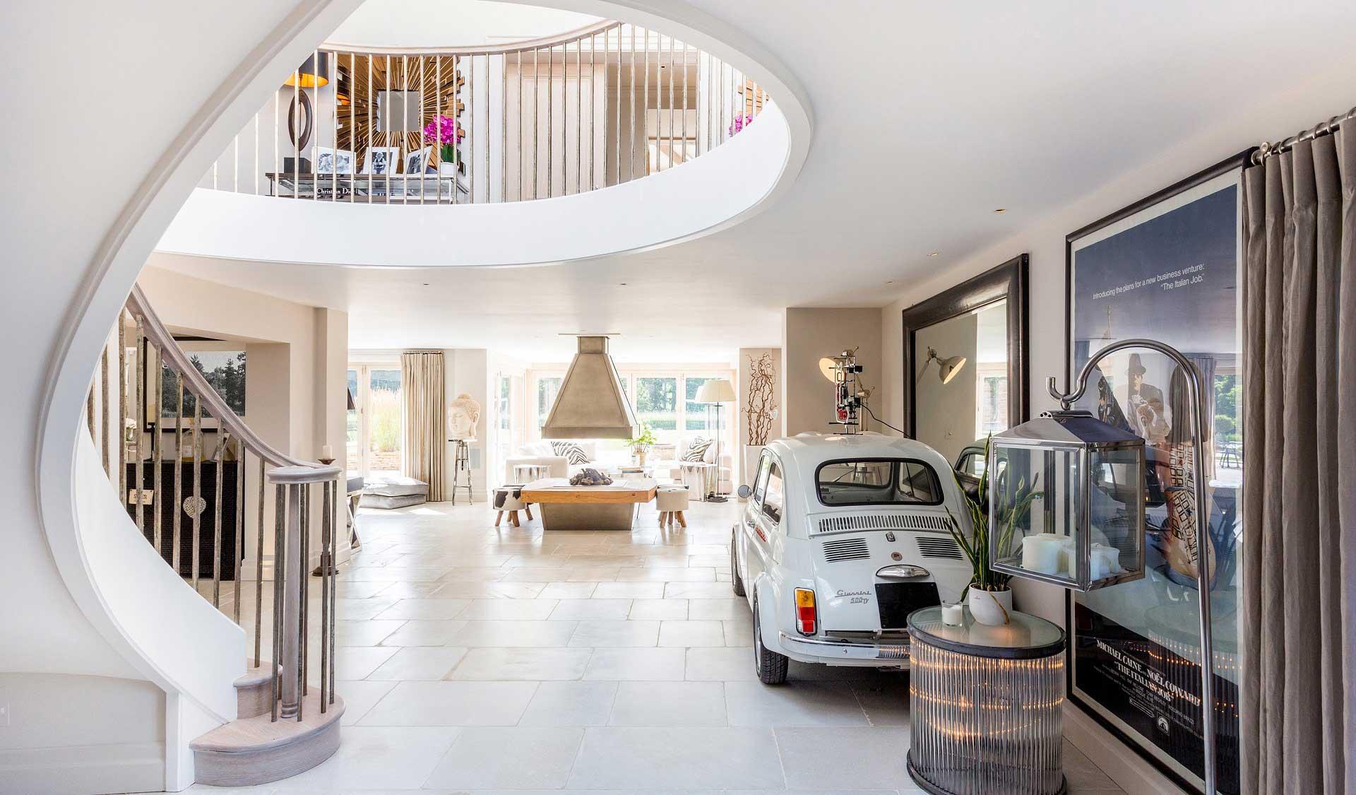 Hallway | John Evans | Residential Design